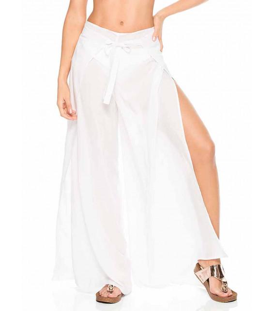Пляжные штаны Phax - WALL FLOWER (белый)