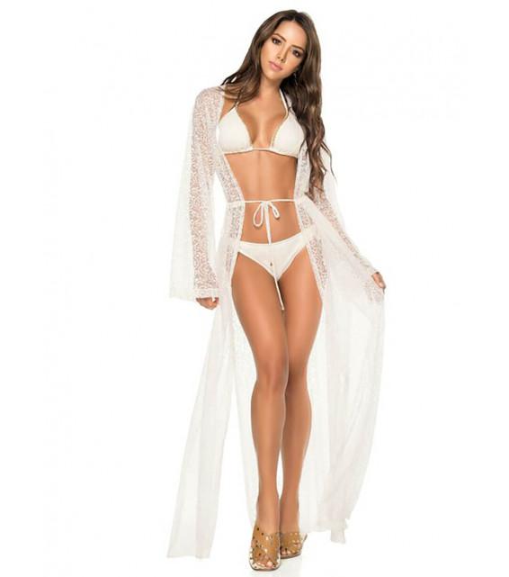Пляжная туника Phax - Beachwear (белый)