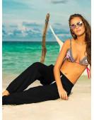 Пляжные штаны Phax - Beachwear (черный)