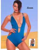 Купальник слитный Jolidon - LUXOR (голубой)